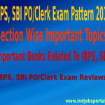 IBPS PO Exam Pattern 2014 Section Wise Important Topics to Prepare