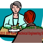 Interview with Naveen Sharma- GATE-2015 30th Rank, Mechnical Engineering Student