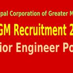 MCGM Recruitment 2015 For 304 Junior Engineer Posts