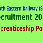 South Eastern Railway (SER) Recruitment 2015 For 663 Apprenticeship Posts