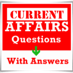 Month Wise Current Affairs and General Knowledge Questions, September Month 2015