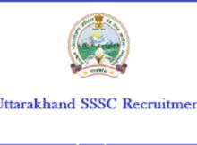 uttarakhand-sssc-recruitment