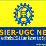 CSIER-UGC NET Exam Notification 2014, Exam Pattern And Syllabus