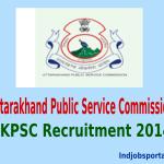 UKPSC Recruitment 2014 For 18 Civil Judge (Junior Division) Posts