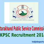 UKPSC Recruitment 2014 For 64 Assistant Review Officer Non-Gazetted & Other Posts