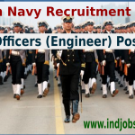 Indian Navy Recruitment 2015 Online Application For SSC Officers (Engineer) Posts