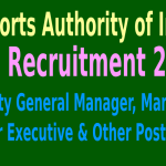 AAI Recruitment 2015 For 322 Deputy General Manager, Manager, Junior Executive & Other Posts