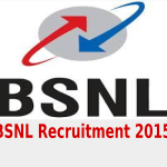 BSNL Recruitment 2015 For JAO and LDCE (Sub Divisional Engineer) Posts