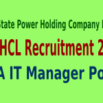 BSPHCL Recruitment 2015 For 114 DBA IT Manager Posts