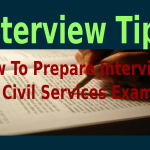 How To Prepare Interview For Civil Services Exam