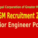 MCGM Recruitment 2015 For 304 Junior Engineer Posts