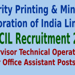 SPMCIL Recruitment 2015 For 46 Supervisor Technical Operations & Junior Office Assistant Posts