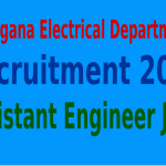 Telangana Electrical Department Recruitment 2015 For 1919 Assistant Engineer Jobs