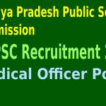 MPPSC Recruitment 2015 For 1896 Medical Officer Posts