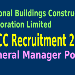 NBCC Recruitment 2015 For 109 General Manager Posts