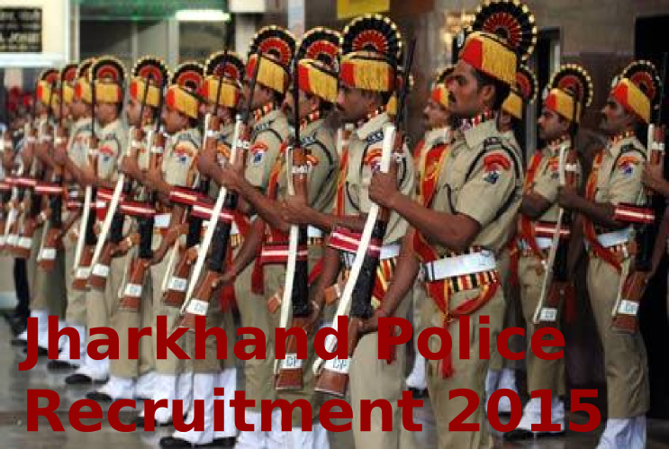 Jharkhand Police Recruitment 2015 For 2678 Constable Subedar Posts