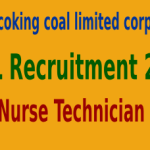 BCCL Recruitment 2015 For 248 Staff Nurse Technician Posts