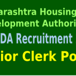 MHADA Recruitment 2015 mhada.maharashtra.gov.in For 244 Junior Clerk Posts