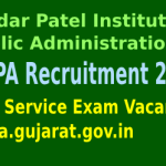SPIPA Recruitment 2015 For 340 Civil Service Exam Vacancy spipa.gujarat.gov.in