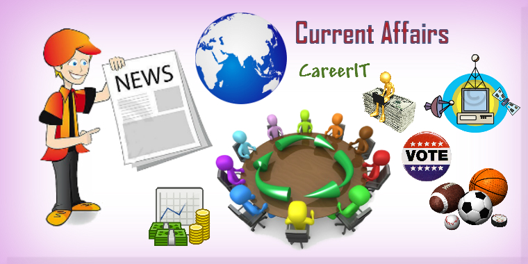 Month Wise Current Affairs and General Knowledge Questions, August Month 2015