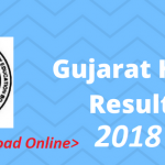Gujarat Board 12th Result 2018