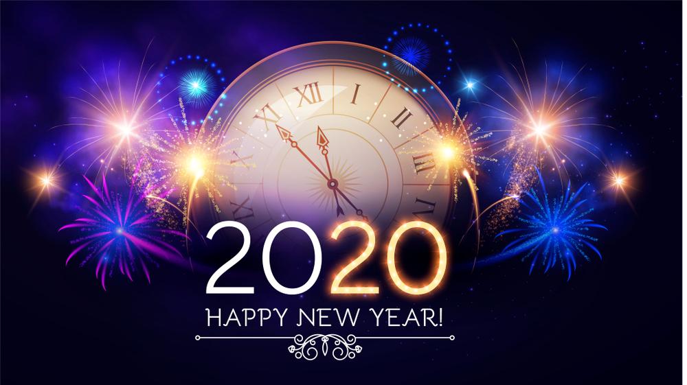 ह न द Happy New Year 2020 Hindi Shayari Sms Wishes