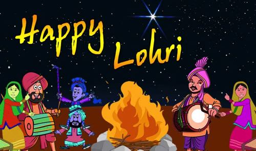 Happy Lohri 2018 Pictures Images Wallpapers HD