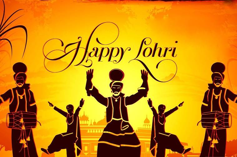 Happy Lohri Images Wallpapers Greetings Cards Pictures 2018
