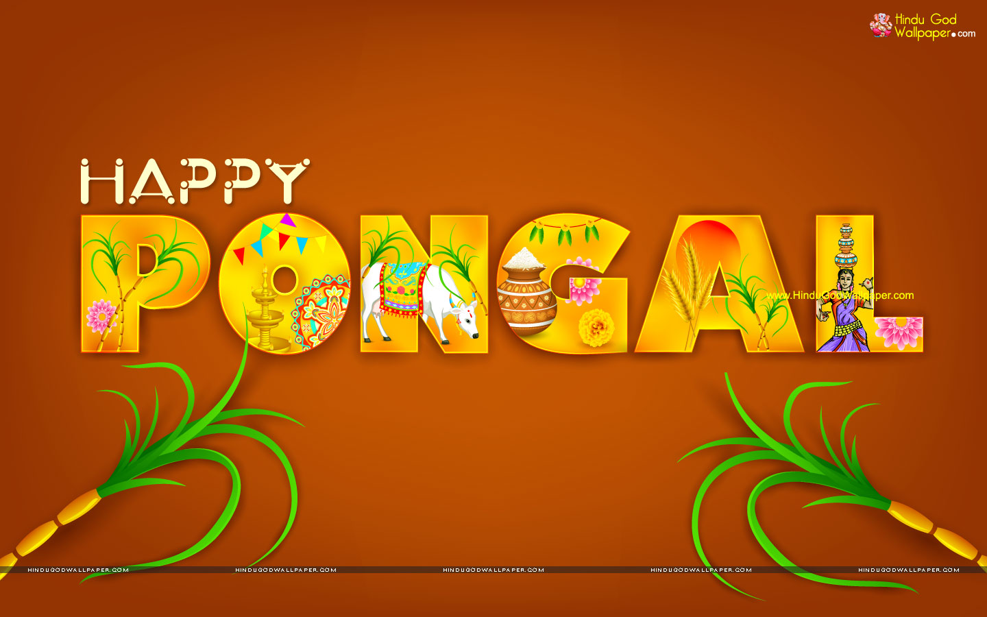 Happy Pongal 2018 Images Greetings